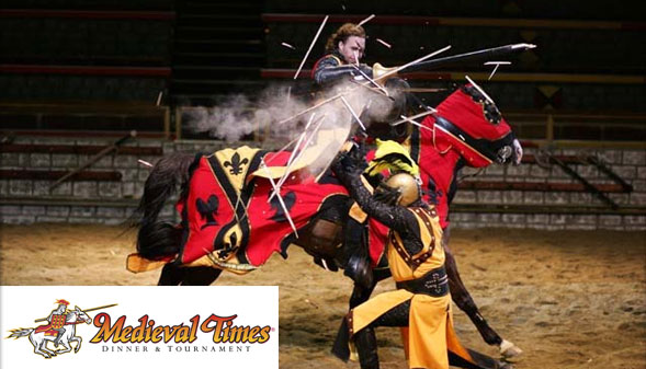 Dinner Show Tickets Medieval Times