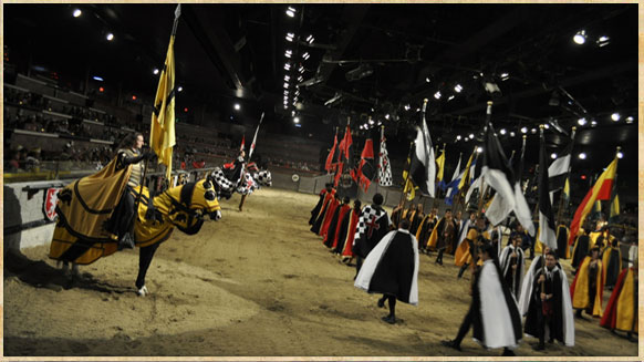 Medieval Times Attraction Tickets