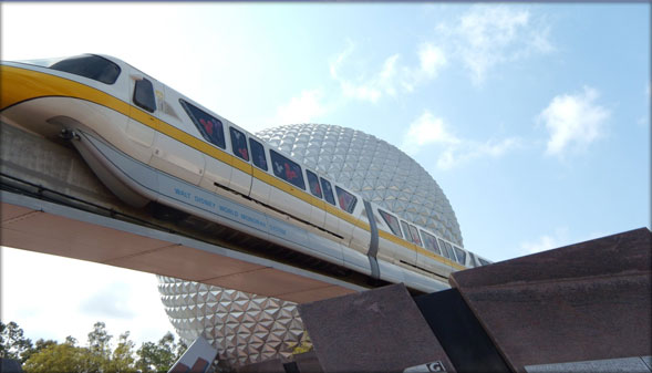 Disney's Touch of EPCOT Center