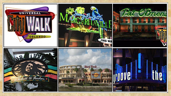 Universal CityWalk Discount Tickets